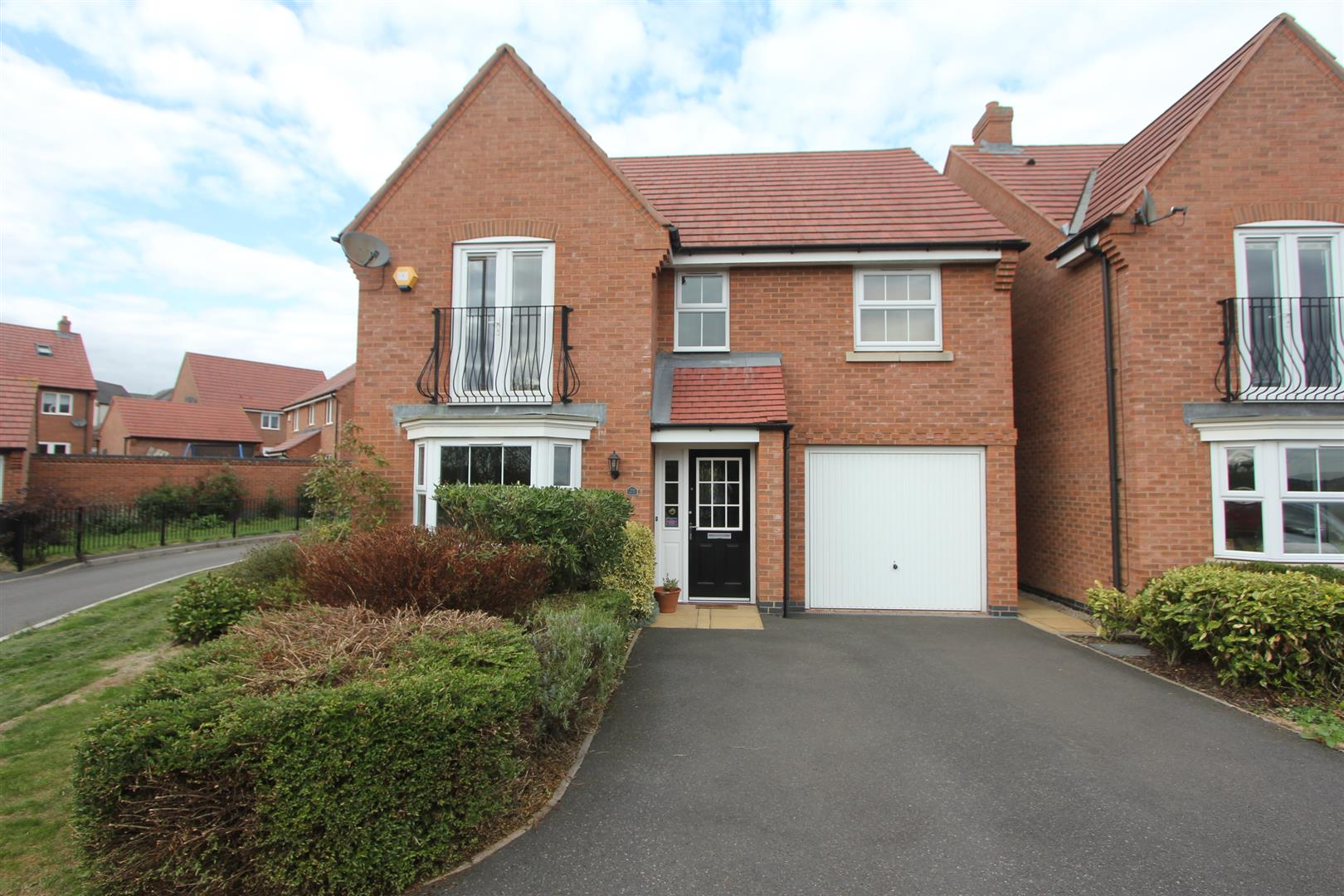 Columbus Lane Earl Shilton For Sale Scrivins X Y G Wiring Offers Over 250000 4 Bed Detached House In